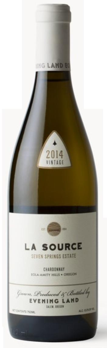 Chardonnay La Source Seven Springs Vineyards 2014