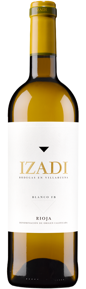 Rioja Izadi Blanco 2017