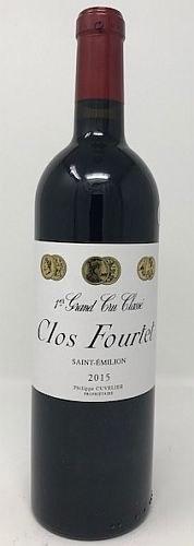 Clos Fourtet Saint-Émilion Grand Crû 2014