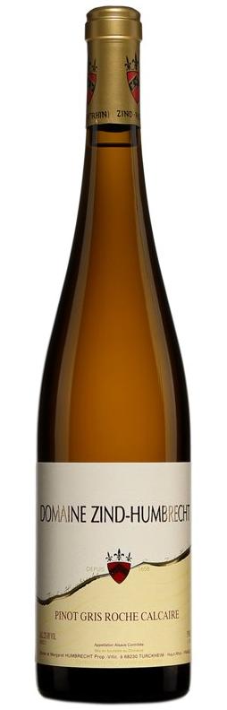 Pinot Gris Roche Calcaire 2016
