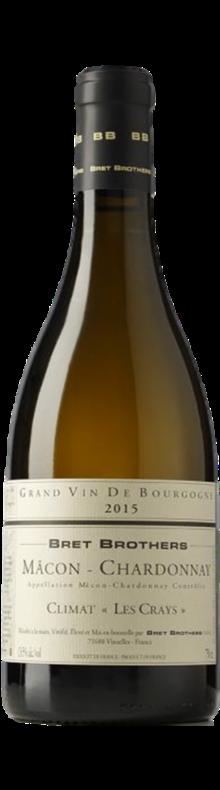 Mâcon-Chardonnay Climat Les Crays 2017