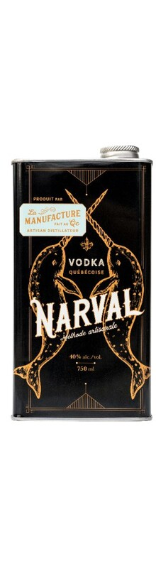 Vodka Narval 2019
