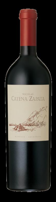 Nicolás Catena Zapata 2015