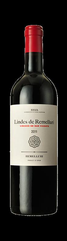 Rioja Lindes de Remelluri Viñedos de San Vicente  2015