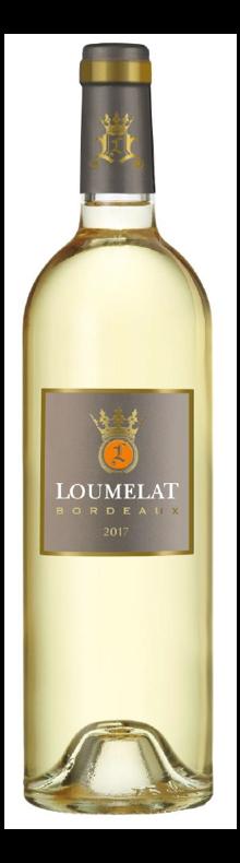 Château Loumelat Blanc AOC Bordeaux 2019