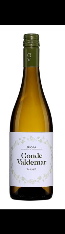 Conde Valdemar Rioja Blanco 2019
