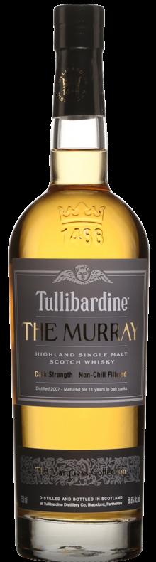 The Murray Cask Strength 2007