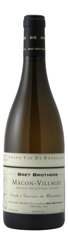 Mâcon Villages Cuvee 'Terroir du Maconnais 2017