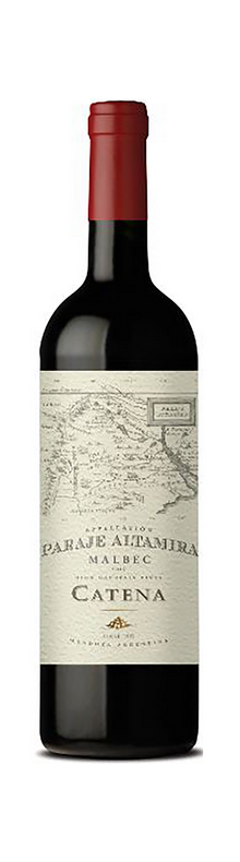 Appellation Paraje Altamira Malbec 2014