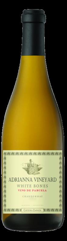 Zapata Adrianna Vineyard Chardonnay White Bones 2017