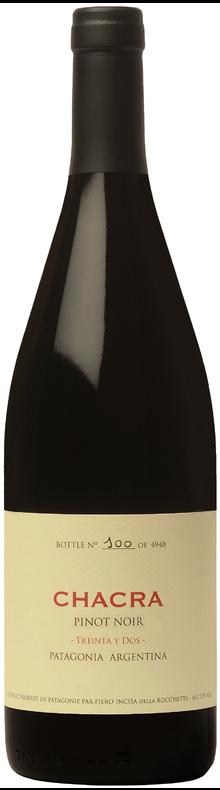 Pinot noir Treinta y Dos 2017