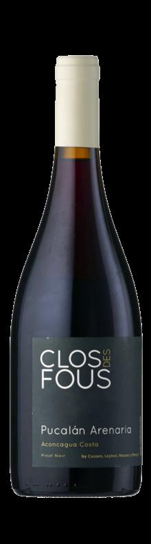 Pinot Noir Pucalán Arenaria 2014