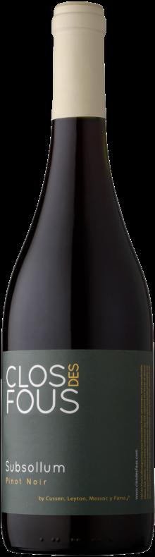 Pinot Noir Subsollum 2016
