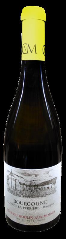 Bourgogne Chardonnay Clos de la Perriere (Monopole) 2017