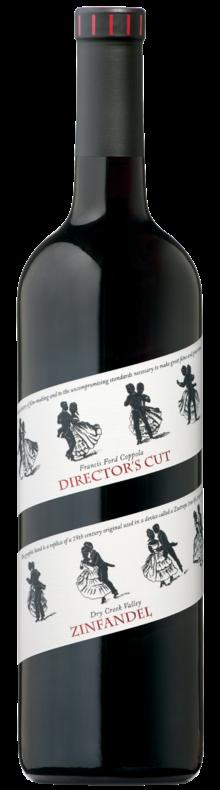 Director's Cut Zinfandel 2016