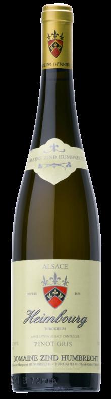 Pinot Gris Heimbourg 2017