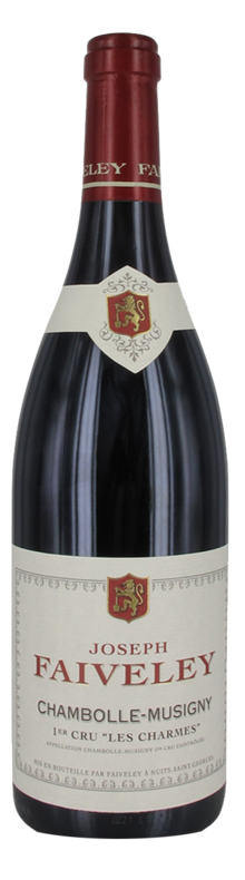 Chambolle-Musigny 1er cru les Charmes 2016