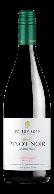 Pinot Noir Block 5 2018