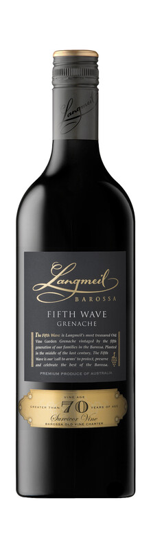 The Fifth Wave Grenache 2016