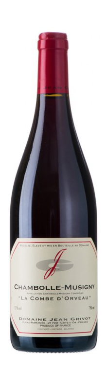 Chambolle-Musigny La Combe d'Orveau 2014