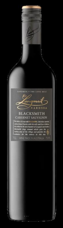 Blacksmith Cabernet Sauvignon 2017