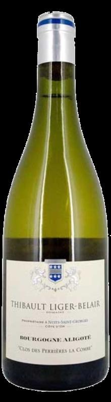 """Bourgogne Aligoté """"Clos des Perrières la Combe"""" 2015"""