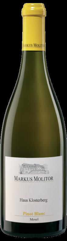 Pinot Blanc Haus Klosterberg 2017