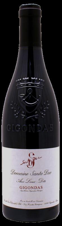 Gigondas Aux Lieux-Dits 2016