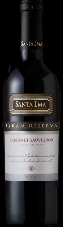 Cabernet Sauvignon Gran Reserva 2015