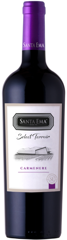 Carmenere Select Terroir 2016