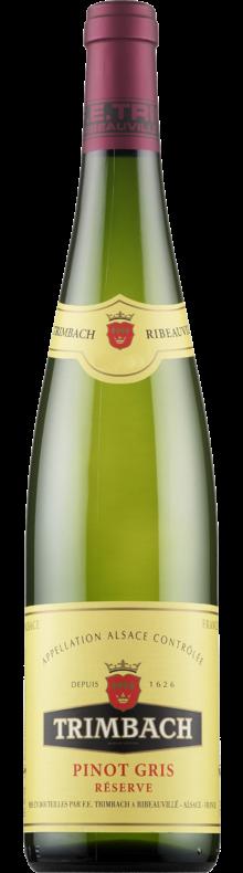 Pinot Gris Réserve 2015