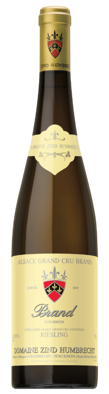 Riesling Alsace Grand Cru Brand 2016