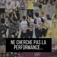 pas la performance