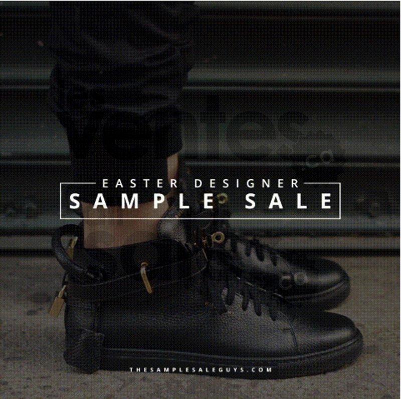 e8e7773d46b Vancouver : Designer Sample Sale -80% | allsales.ca
