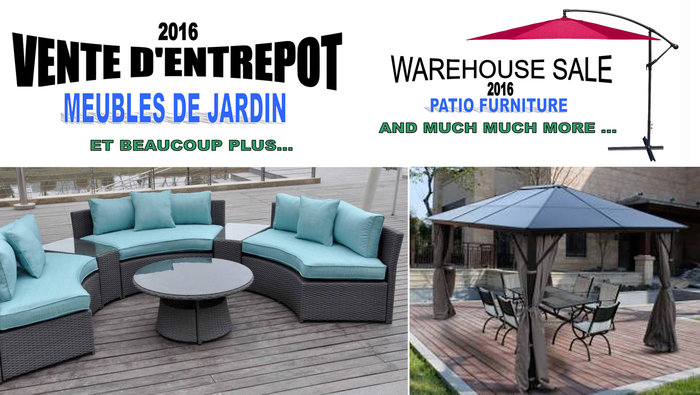 Prime Patio Furniture Outdoor Decor Mega Sale Allsales Ca Interior Design Ideas Philsoteloinfo