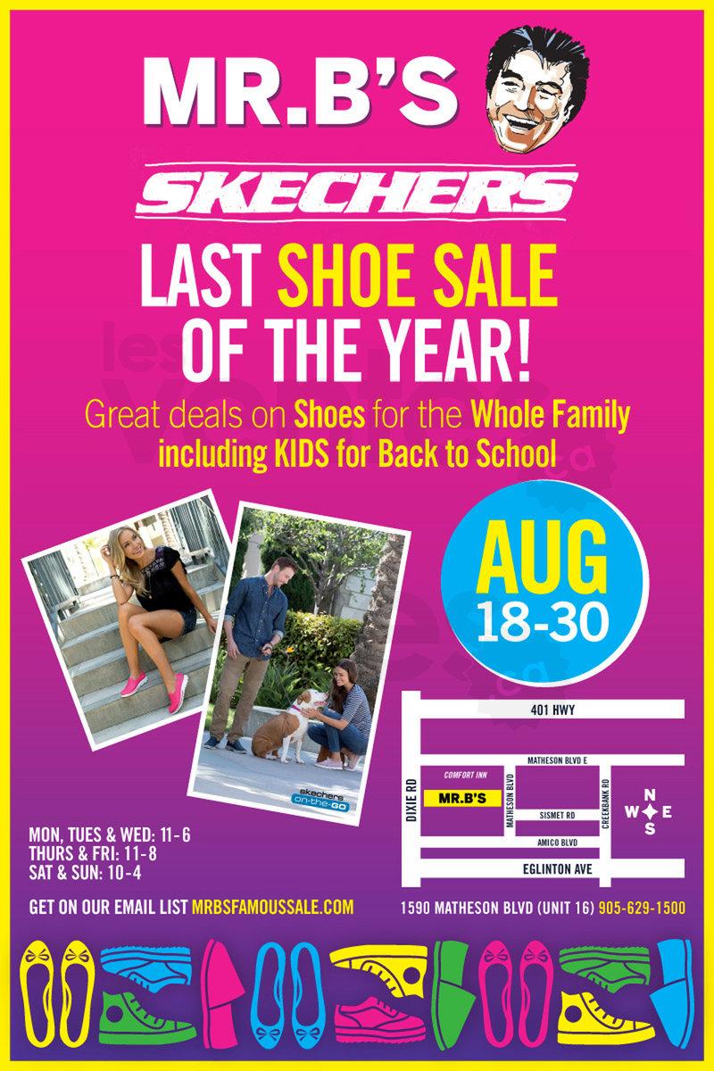 7bb021cd6f8 Toronto - Skechers warehouse sale | allsales.ca