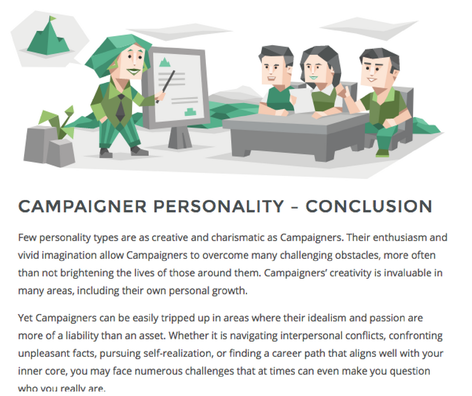 rasa: What happens when you post your personality test