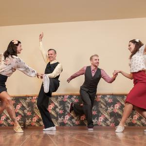 Lindy Hop - Swing tanzen