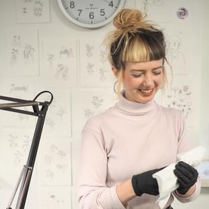 Tattoos von Rosa Viktoria