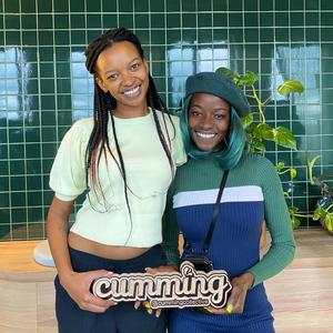 Bianca Twagiramungu & Leila Akinyi / Cumming in Hot