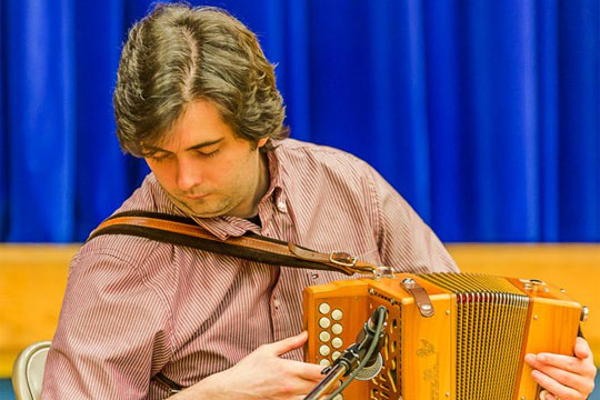 Folk Night Trad Session hosted by Fergus Brown O`Byrne