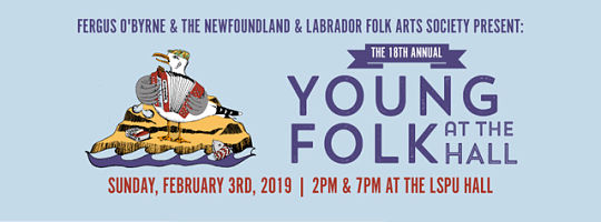 The 18th Annual Young Folk at the Hall (Afternoon Concert)