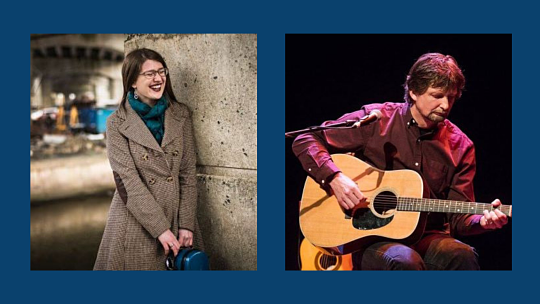 Folk Night presents Craig Young & Carole Bestvater