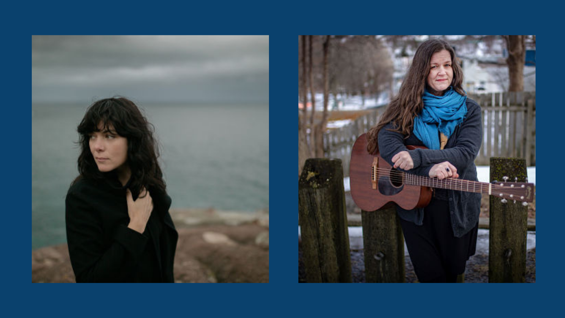 Folk Night presents Jenina MacGillivray & Sarah Hansen