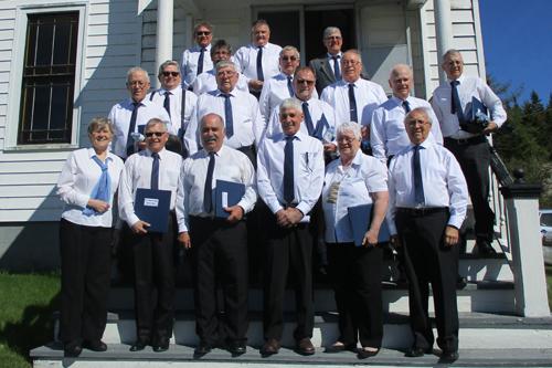 Richmond Mens' Choir