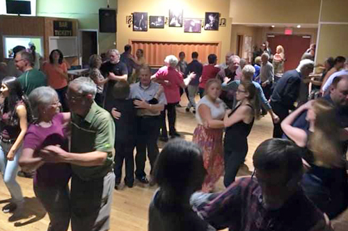 Family Square Dance at Creignish Hall
