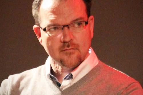 Allan Dewar