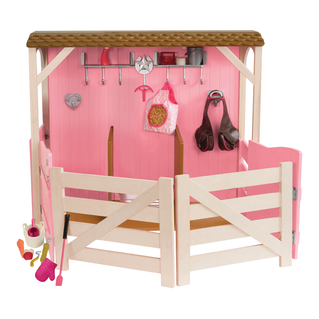 Stable with Paddock