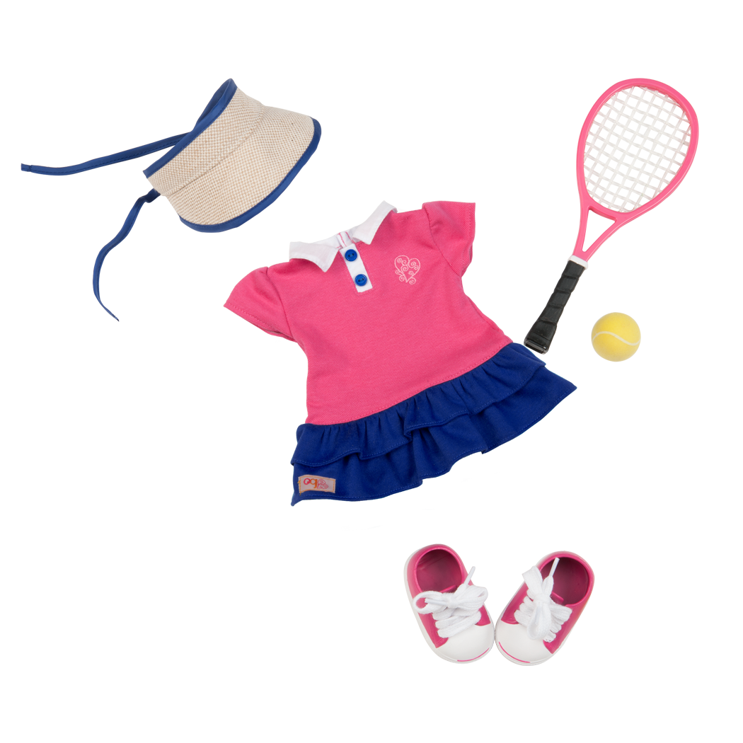 Aced It Tennis Outfit