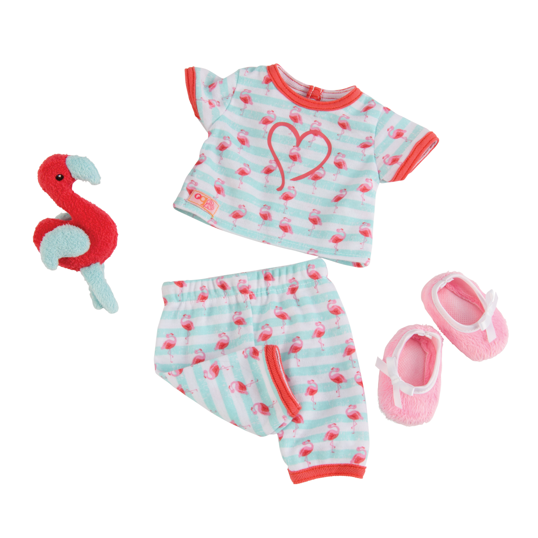 Early Bird Pajama set outfit